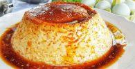 flan de 12 huevos casero receta