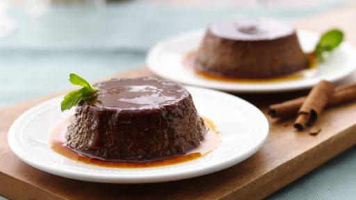 flan de chocolate casero receta